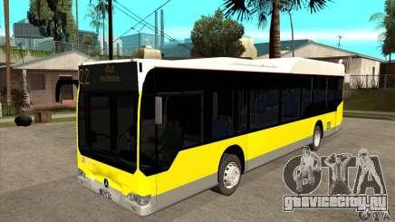 Mercedes-Benz Citaro LE для GTA San Andreas