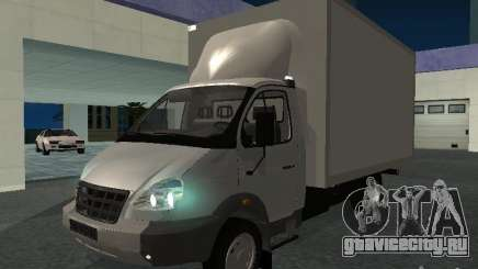 ГАЗ 33102 Валдай (удлиненный) для GTA San Andreas