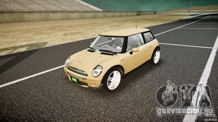 Mini Cooper S для GTA 4