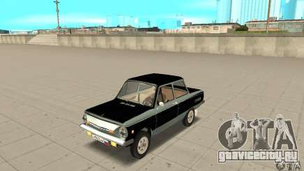 ЗАЗ 968М ver 1.0 для GTA San Andreas