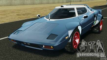 Lancia Stratos v1.1 для GTA 4