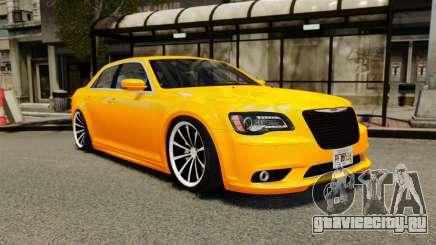 Chrysler 300 SRT8 LX 2012 для GTA 4
