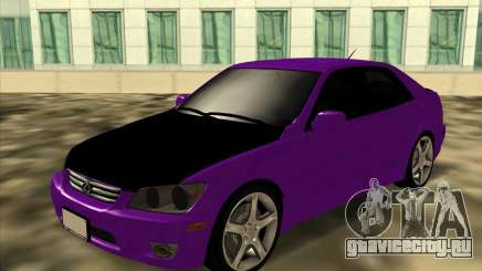 Lexus IS300 - Stock для GTA San Andreas