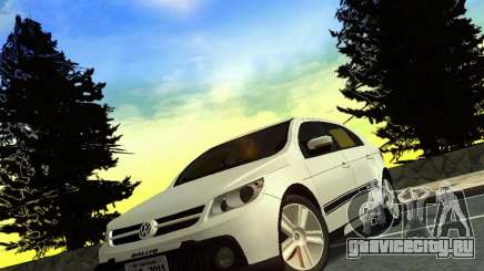 Volkswagen Gol Rallye 2012 для GTA San Andreas