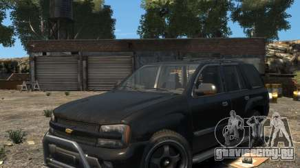 Chevrolet TrailBlazer v.1 для GTA 4