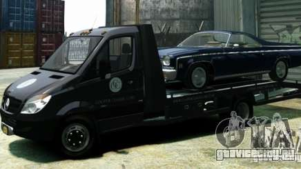Mercedes-Benz Sprinter 3500 для GTA 4