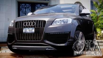 Audi Q7 V12 TDI Quattro Final для GTA 4