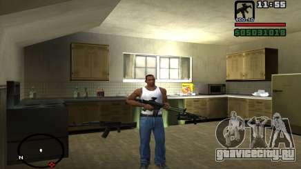 Bofors AK-5 для GTA San Andreas