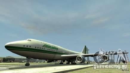 Alitalia для GTA 4