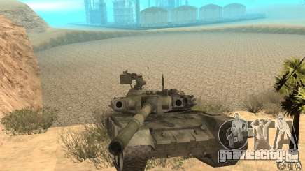 Танк Т-90 «Владимир» для GTA San Andreas