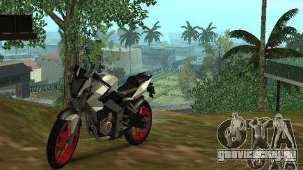Bajaj Pulsar 200NS 2012 для GTA San Andreas