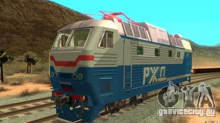 Локомотив ChS7-082 для GTA San Andreas