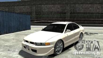 Mitsubishi Galant 8 VR-4 для GTA 4