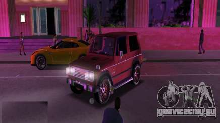 Mitsubishi Pajero для GTA Vice City