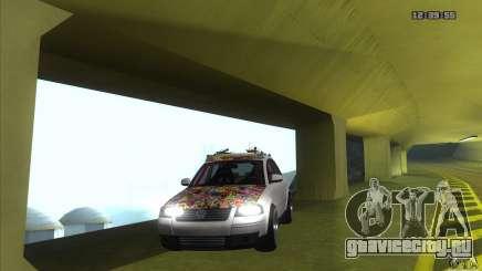Volkswagen Passat B5.5 JDM для GTA San Andreas