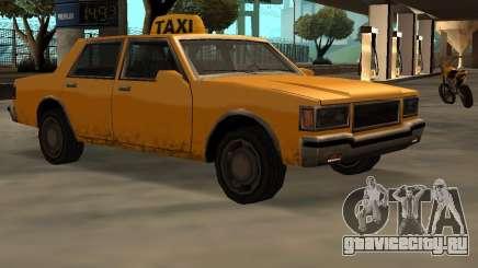 LV Taxi для GTA San Andreas