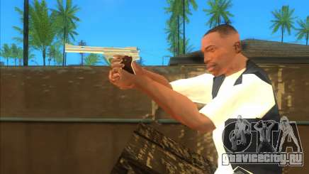 .44 Automag from TBOGT для GTA San Andreas