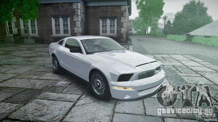 Ford Shelby GT500 для GTA 4