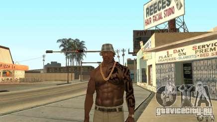 Tatu CJ для GTA San Andreas