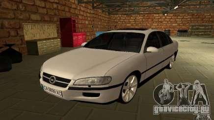 Opel Omega для GTA San Andreas