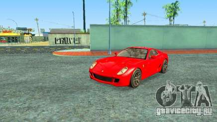 Ferrari 599 GTB для GTA San Andreas