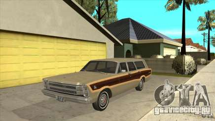 Ford Country Squire 1966 для GTA San Andreas