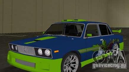 ВАЗ 2106 Tuning v3.0 для GTA Vice City