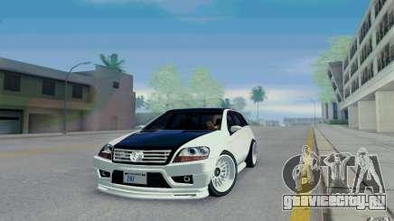 Benefactor Serrano Modder для GTA San Andreas