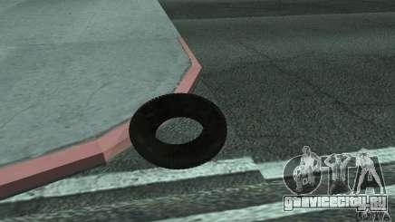 Покрышка для GTA San Andreas