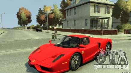 Ferrari Enzo [EPM] v1 для GTA 4