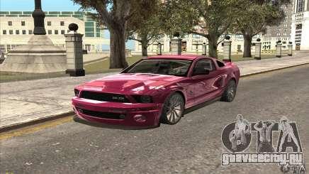 Ford Shelby GT500KR Super Snake для GTA San Andreas