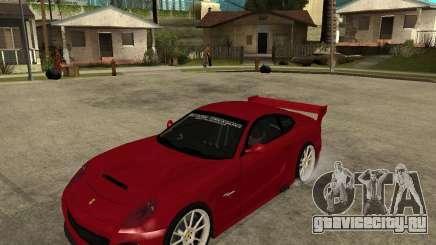 Ferrari 612 Scaglietti GTS LaMans TUNING для GTA San Andreas