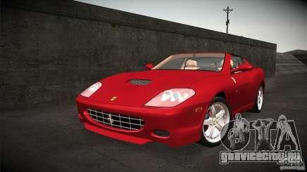 Ferrari 575 Superamerica v2.0 для GTA San Andreas