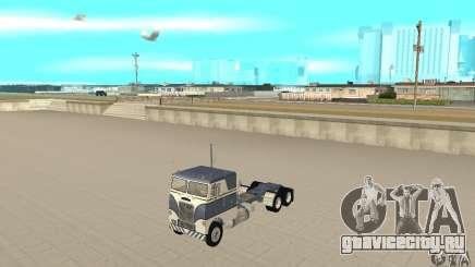 White Freightliner Extended Wheel Base для GTA San Andreas