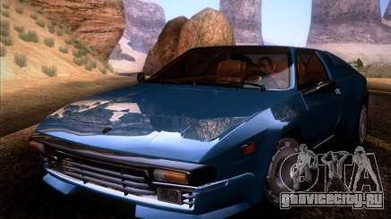 Lamborghini Jalpa 3.5 1986 для GTA San Andreas