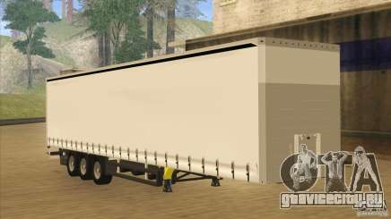 SchmitZ Cargobull для GTA San Andreas