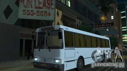 ЛАЗ 52528 для GTA San Andreas