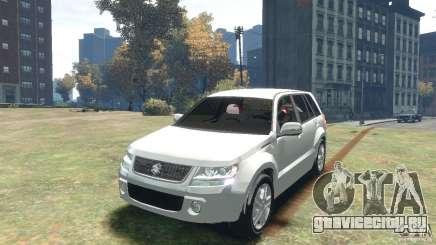 Suzuki Grand Vitara для GTA 4