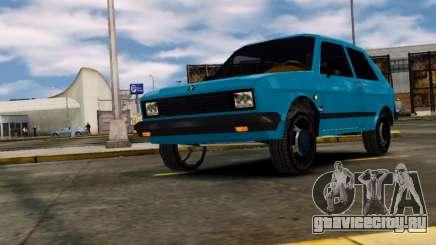 Zastava Yugo Skala для GTA 4