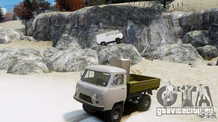 УАЗ 451ДМ для GTA 4