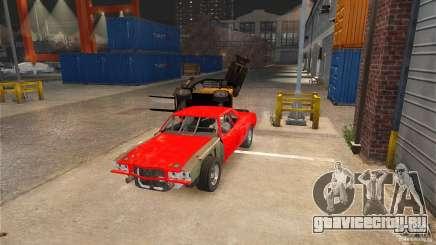 Jupiter Eagleray MK5 v.1 для GTA 4
