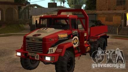 КрАЗ 6322 Триал для GTA San Andreas