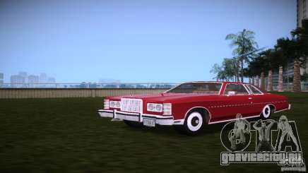 Ford LTD Brougham Coupe для GTA Vice City