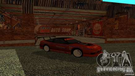 Nissan 240SX Signal Auto для GTA San Andreas