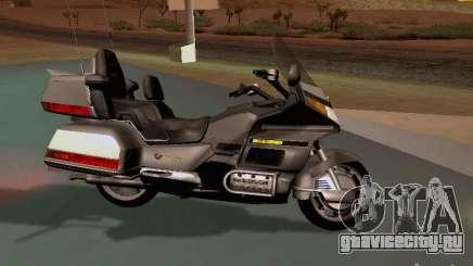 Honda Goldwing GL 1500 1990 г. для GTA San Andreas