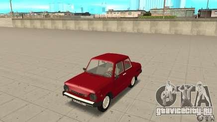 ЗАЗ 968M для GTA San Andreas