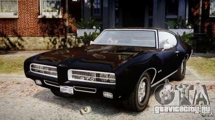 Pontiac GTO Judge для GTA 4