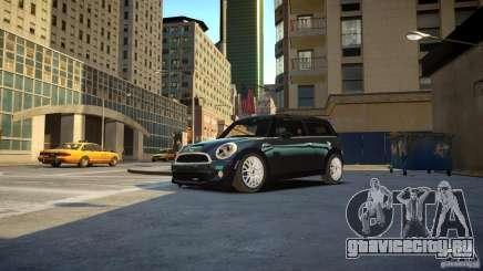 Mini Cooper Clubman для GTA 4