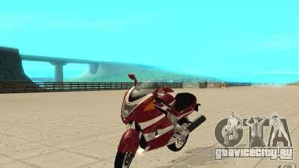 GTAIV TLAD Hakuchou Stock Version для GTA San Andreas