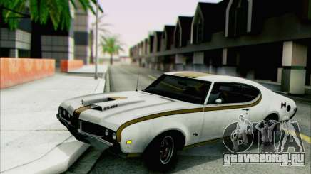 Oldsmobile Hurst/Olds 455 Holiday Coupe 1969 для GTA San Andreas